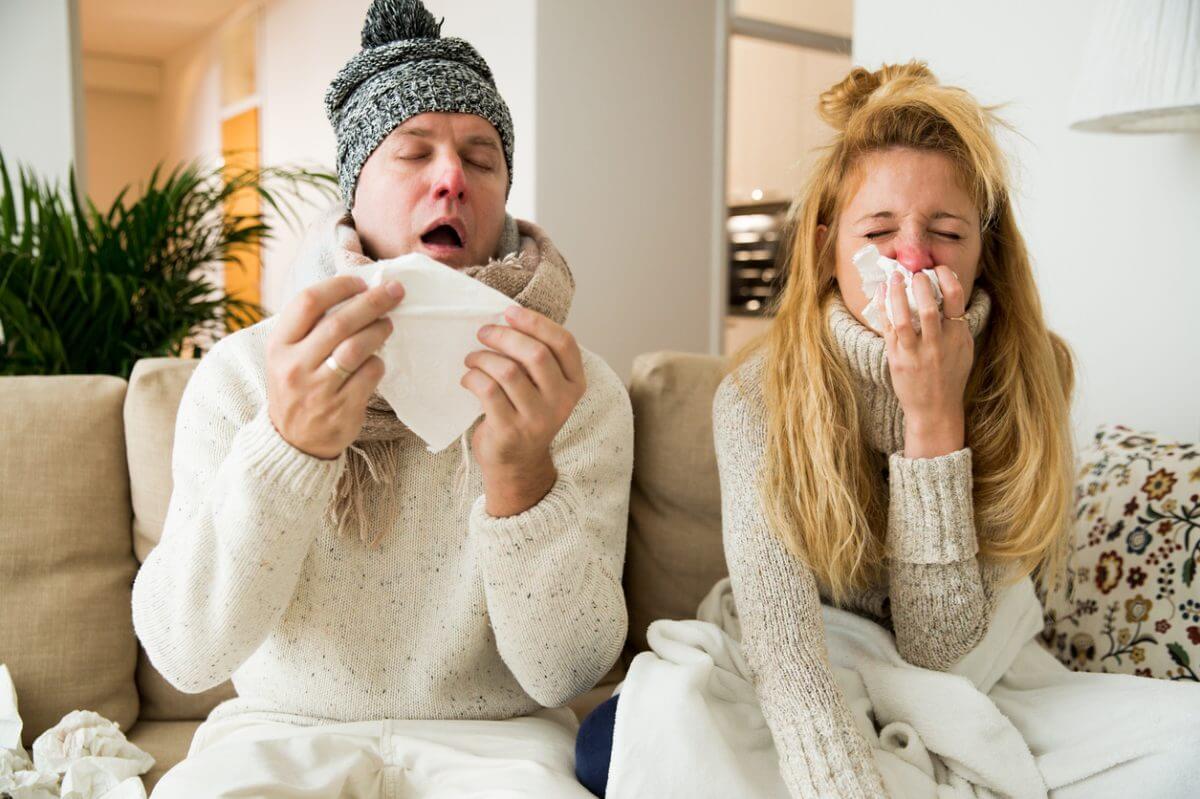 6 доказани начина да се справим с вирусите през зимата