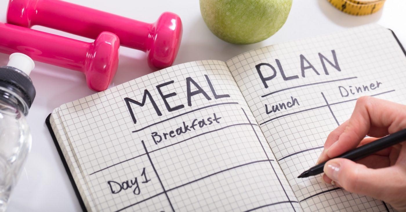 Съставяне на дневен режим за хранене и спорт съобразен с личните възможности