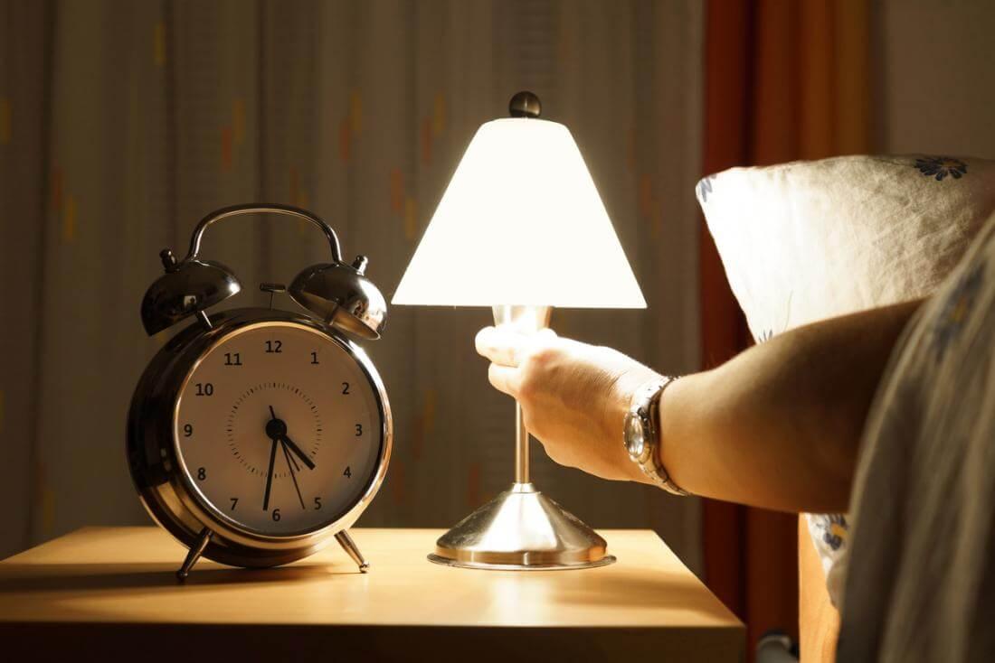 Безсъние - проблемите със съня трябва да се решават.