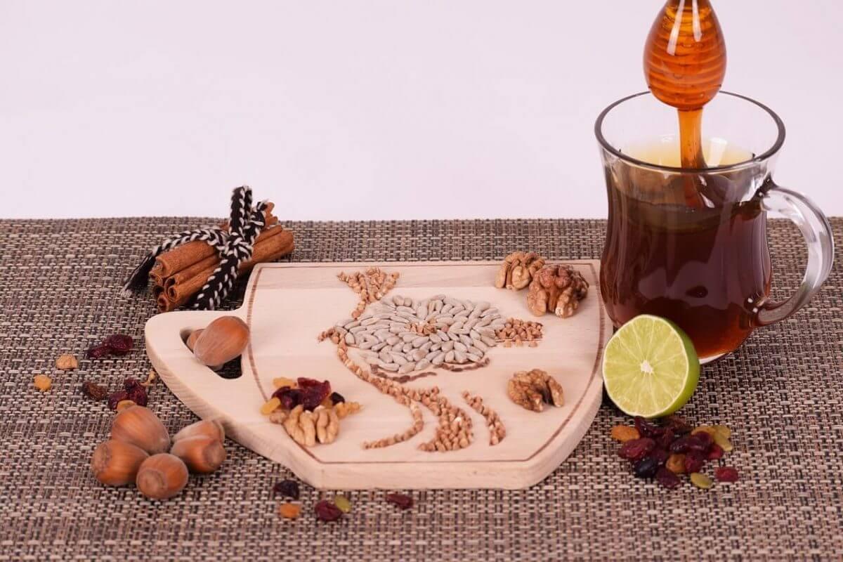 Храни богати на Омега-3 мастни киселини - чиа, лен и др