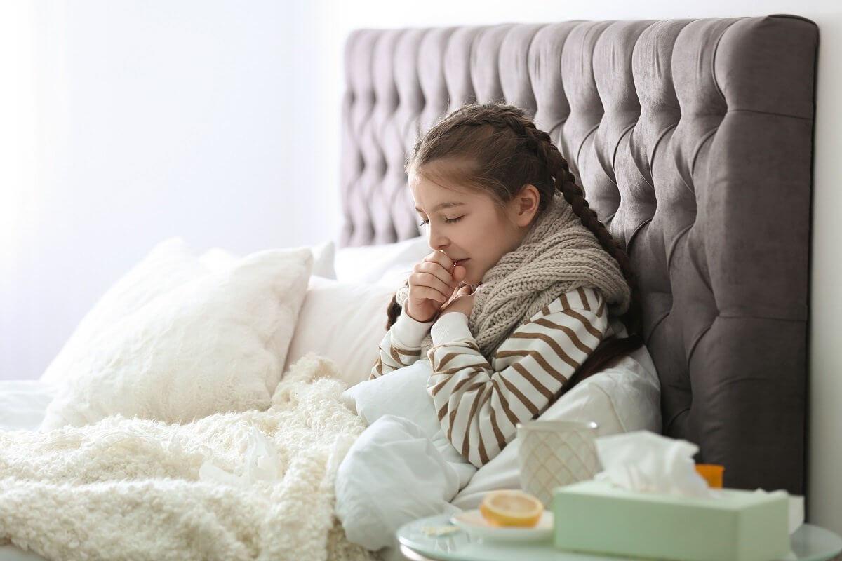 Влажна кашлица при децата - Видове, причини и лечение (2019)