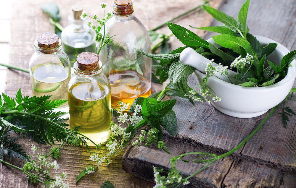 Билки за облекчаване на симптоми при менопауза