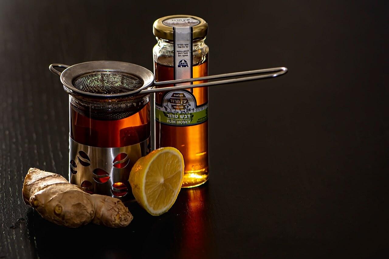 мед и джинджифил за имунната система