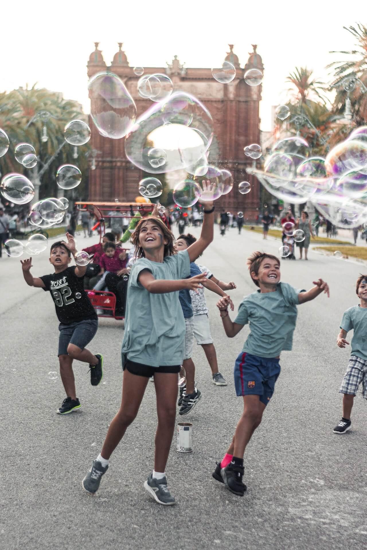 Деца активен живот